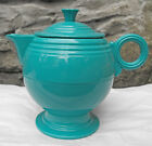 Fiestaware Fiesta tea pot thermal coffee tea pot carafe turquoise cute near mint