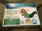 Weight Watchers Ultimate Belly Kit DVD with mini ball Lose Weight fitness