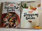 Weight Watchers 2015 Grocery Shopping  Menu Master Eating Out Restaurant Guides