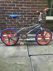 "GT PERFORMER [THE THING] Completely Refurbished: 80's ""Style"" FREESTYLE BMX BIKE"