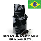1 2 5 10 lb Brazil Coffee Roasted Fresh Daily in the USA Whole Bean or Ground