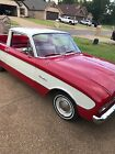 1961 Ford Ranchero 2 Door 1961 Ford Falcon Ranchero