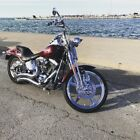 2002 Harley Davidson Softail 2002 Harley Davidson Springer Softail FXSTS Rare Paint Many Extras New Internals