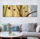 OLD TREE Abstract Canvas Print Oil Painting Print Wall Art Set for Home Decor