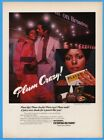 1976 Posner Lipstick Eye Shadow Mail Polish Hair Care African American Beauty Ad