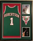 Oscar Robertson Cards and Autographed Memorabilia Guide 38