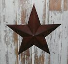 Primitive Vintage Repro Shabby Country Rusty Hanging Star Small 6