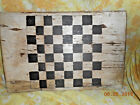 AAFA ANTIQUE 1800s HAND PAINTED GAME BOARD