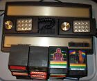 Vintage Mattel  Intellivision Game Console System w/ 34 Games