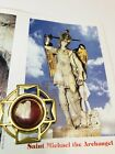 Relic Reliquary 2nd class Ex Crypta Apparitionis of St Michael the Archangel