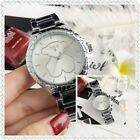 New Design Women's Stainless steel Leisure time Minimalism Bear Watch 1PC