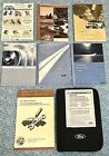 2006 FORD ESCAPE OWNERS MANUAL BOOKS OEM SET XLS XLT/SPORT LIMITED 3.0L V6 A+