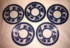 Butter Plates Dishes Lot of 5