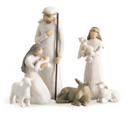 Willow Tree Nativity 6 piece set of figures by Susan Lordi 26005