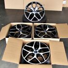 Fits Ford Fusion Focus 5x108 Rims 17 Ford Focus SVT Style Wheels Black Macined