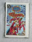 Vintage Kenner Super Powers RED TORNADO Mini Comic NM MINT