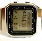 VINTAGE MENS NEW OLD STOCK TC 600 MODULE 119 CASIO TOUCH SENSOR CALCULATOR WATCH