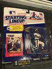 1988 KENNER STARTING LINEUP BOBBY BONILLA PITTSBURGH PIRATES FIGURE MINT IN BOX