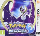 Pokemon Moon (Nintendo 3DS Game) *VERY GOOD CONDITION*