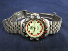 Tag Heuer WA1211 F1 Formula 1 Lume Dial Stainless Steel Men's Midsize Watch