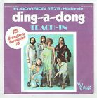 TEACH-IN Vinyl 45T DING-A-DONG - LET ME IN - VOGUE 12078 Eurovision 75 Holland