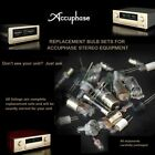 Accuphase P-600 Front Panel Replacement Bulbs - complete set - US SELLER