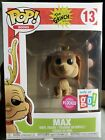 Max Flocked The Grinch Funko Pop #13 Calenders Go! Exclusive