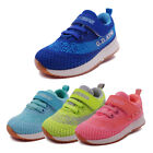 Boy Girl Toddler Kids Lightweight Sneakers Casual Mesh Breathable Running Shoes