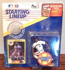 Starting Lineup 1991 MLB Extended Series Ken Griffey Jr. Figurine, card and coin