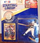Starting Lineup 1991 MLB Ken Griffey Jr. Figurine, card and coin