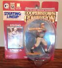 Starting Lineup 1996 Cooperstown Collection MLB Rogers Hornsby Figurine and card