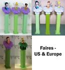 PEZ - Disney Fairies Series - Choose Character from Pull Down Menu