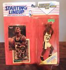 Starting Lineup 1993 NBA David Robinson Figure and card