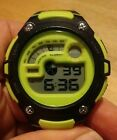 Vintage Digital Alarm Chronograph Men's watch, running new battery N