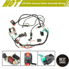 50cc 125cc Motorcycle 5 Pins Spark Plug CDI Electric Start Quad Wire Harness