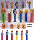 PEZ - Winnie the Pooh Series - Choose Character from Pull Down Menu