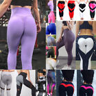 Sexy Women YOGA Sports Pants Exercise Leggings Fitness Workout Stretch Trousers
