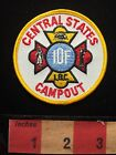 INDEPENDENT ORDER OF FORESTERS IOF PATCH Central States Campout Fraternal O C654