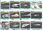STAR WARS Empire Strikes Back Series II 2 trading cards FULL SET 1980 TOPPS
