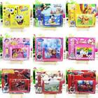 Disney Mickey Mouse Frozen Cartoon Kids Watch & Wallet set Boys Girls Xmas Gift