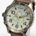 CLERANCE EVENT FOR Nixon Men's A1241388-00 51-30 Chrono