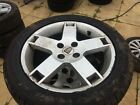 Rover 25 45 zr zs Streetwise Alloy Wheels And Tyres 205 50 16 100 pcd