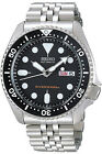 SEIKO SKX007K2,Men's Diver,Automatic,Stainless steel,Rotating Bezel,date,200m WR