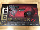 Creative Sound Blaster Zx with Audio Control Module and Accessories COMPLETE