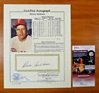 Richie Ashburn Cards, Rookie Card and Autographed Memorabilia Guide 11
