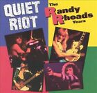 The Randy Rhoads Years by Quiet Riot (CD, Oct-1993, Rhino Records) Brand New