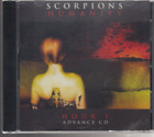 scorpions humanity hour 1 cd promo