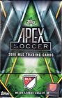 2016 Topps Apex MLS Soccer Box Unseperated Factory Sealed Two (2) Pack.