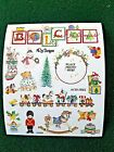 NRN Designs Stickers Babys First Christmas Scrapbooking Cardmaking