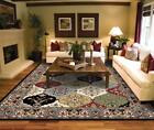 Luxury Turkish Traditional Multi Color 8x11 Rugs 4x6 2x8 5x8 Bedroom Rugs